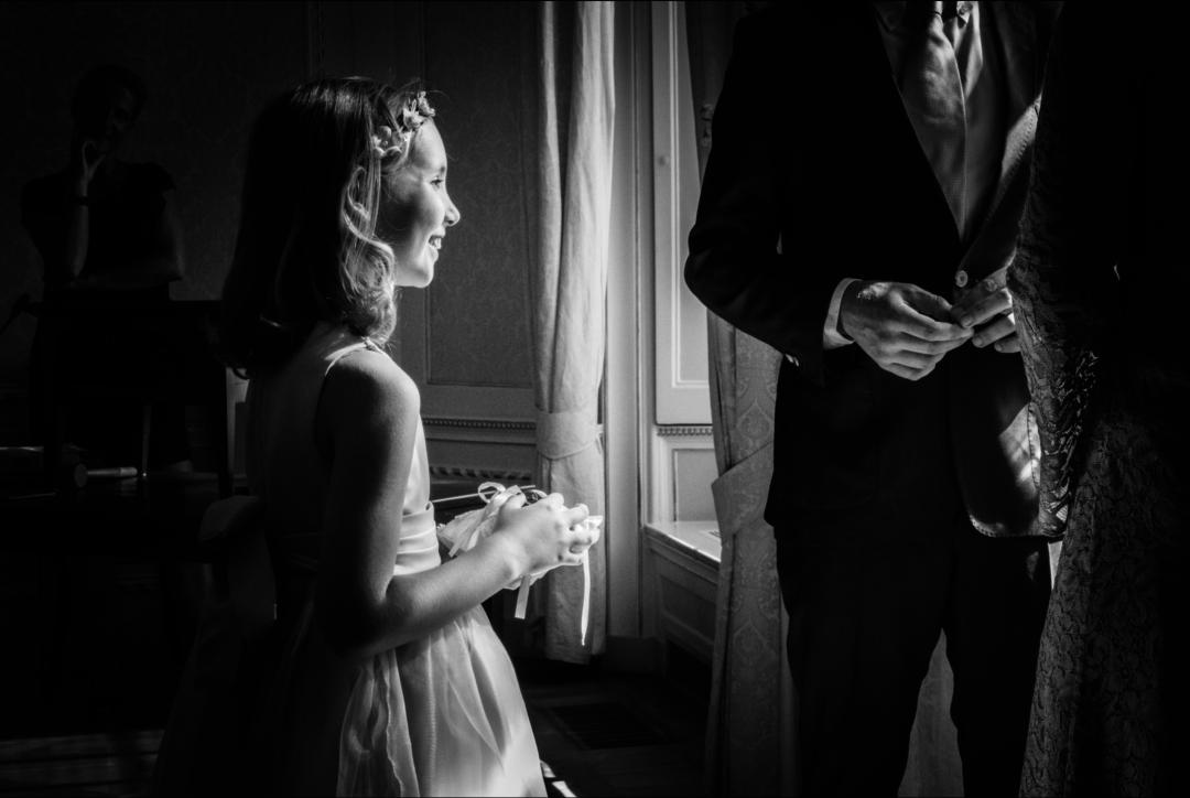 Huwelijks foto van van Felicia