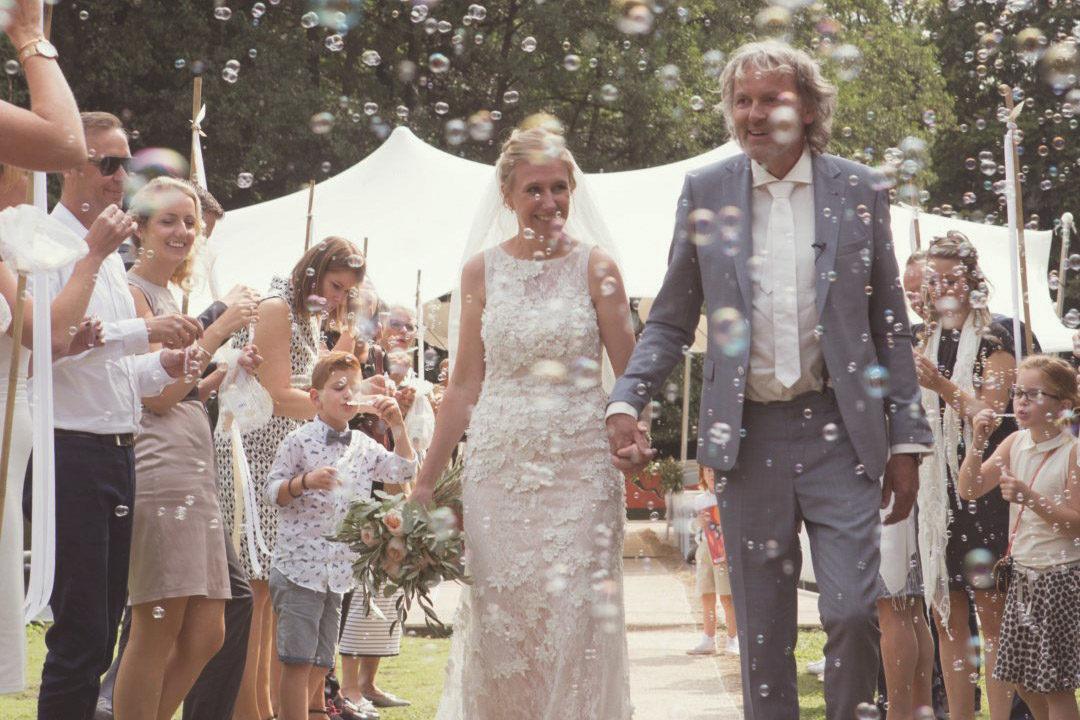 Marieke en Henk-Jan